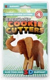 Suck UK 3D Safari Cookie Cutters - Elephant