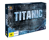 History: Titanic Collector's Gift Set (Limited Release) (4 Disc Set) on DVD