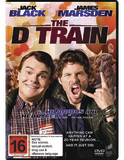 The D Train DVD