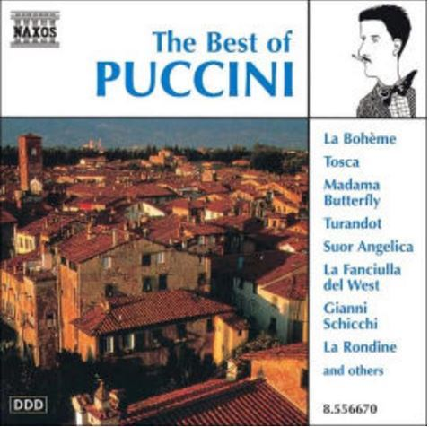 The Best of Puccini by Various Artists