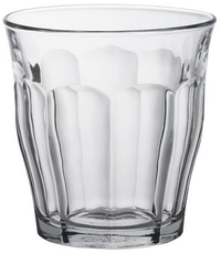 Duralex Glassware - Clear Glass Picardie Tumbler 310ml - Set of 4