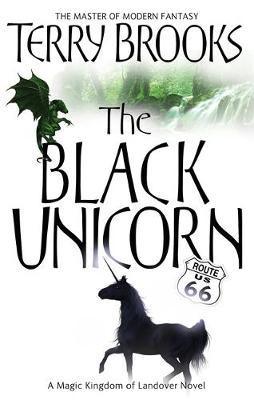 The Black Unicorn (Magic Kingdom of Landover #2) by Terry Brooks image