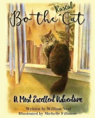 Bo the Rascal Cat by William Neal