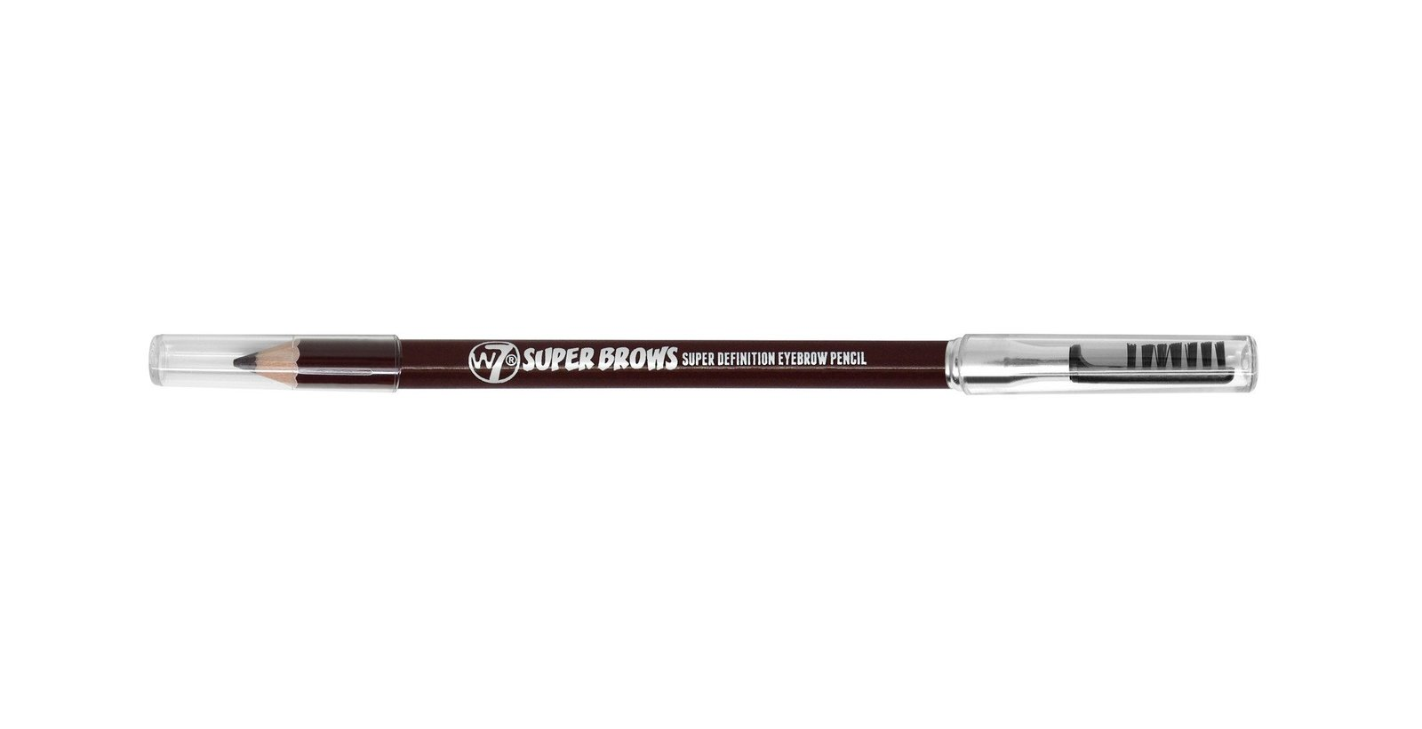 W7 Super Brows Pencil (Dark Brown) image