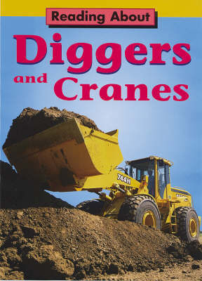 Diggers and Cranes by Jim Pipe image