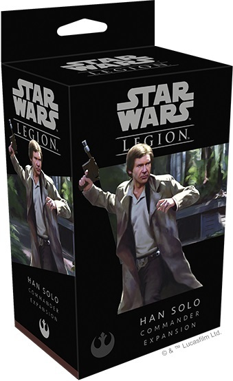Star Wars Legion: Han Solo Commander Expansion image