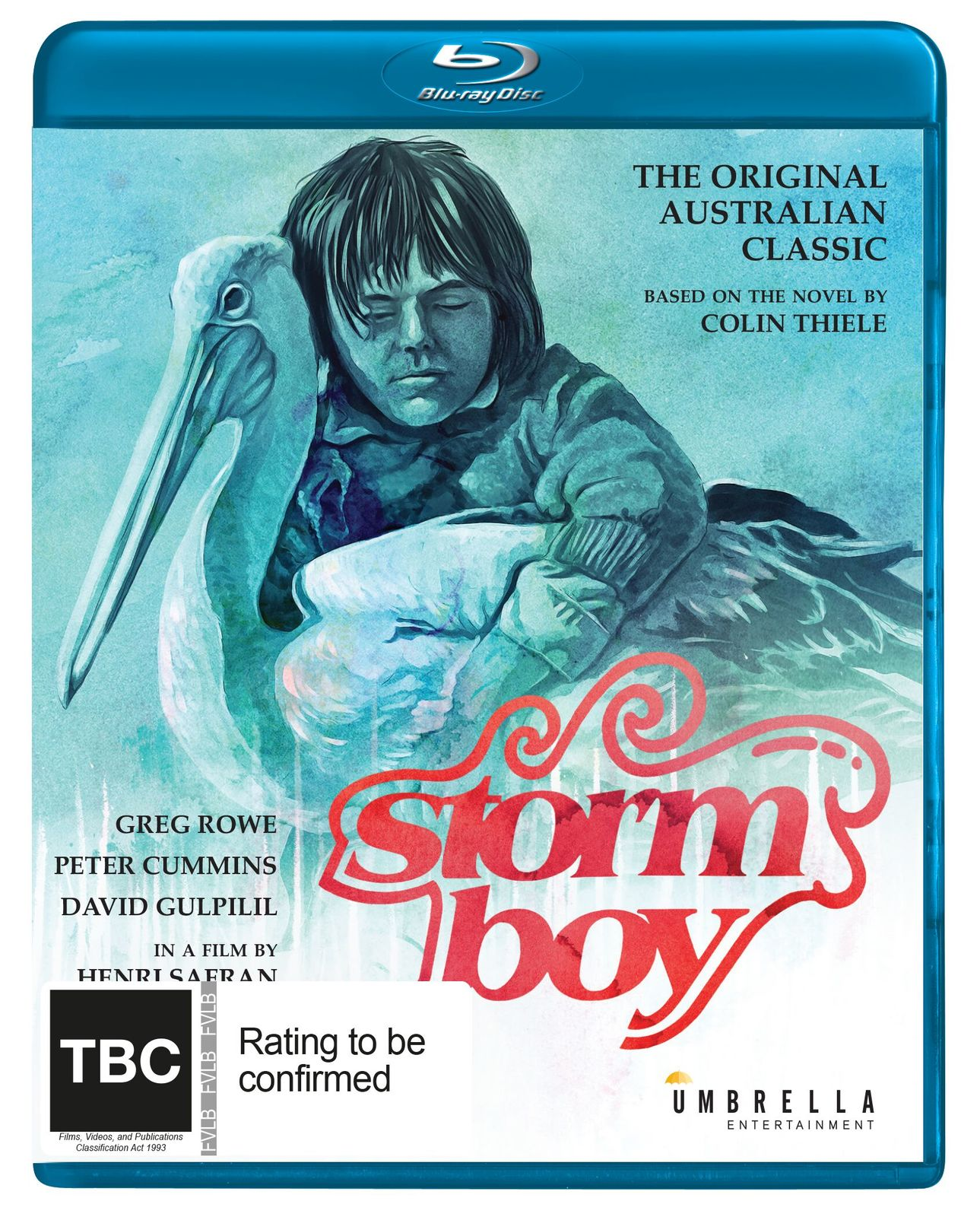 Storm Boy on Blu-ray image