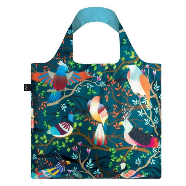 Loqi: Shopping Bag Hvass & Hannibal Collection - Birds
