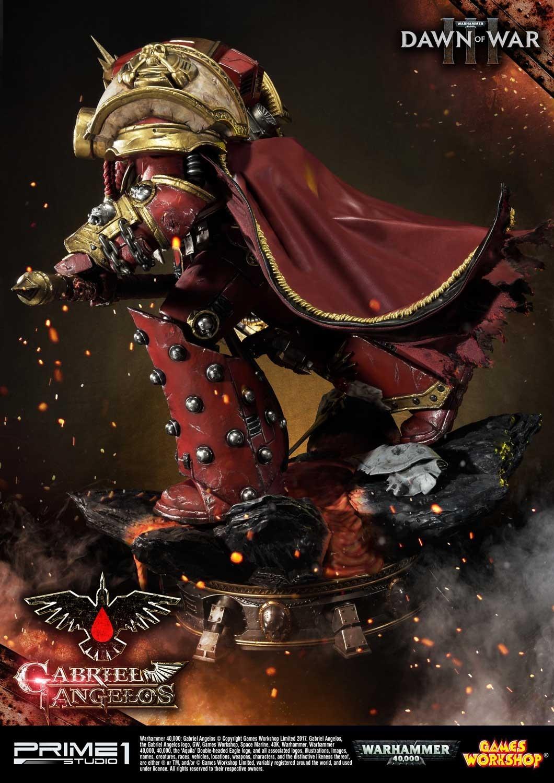 Warhammer: 40K - Gabriel Angelos - 33