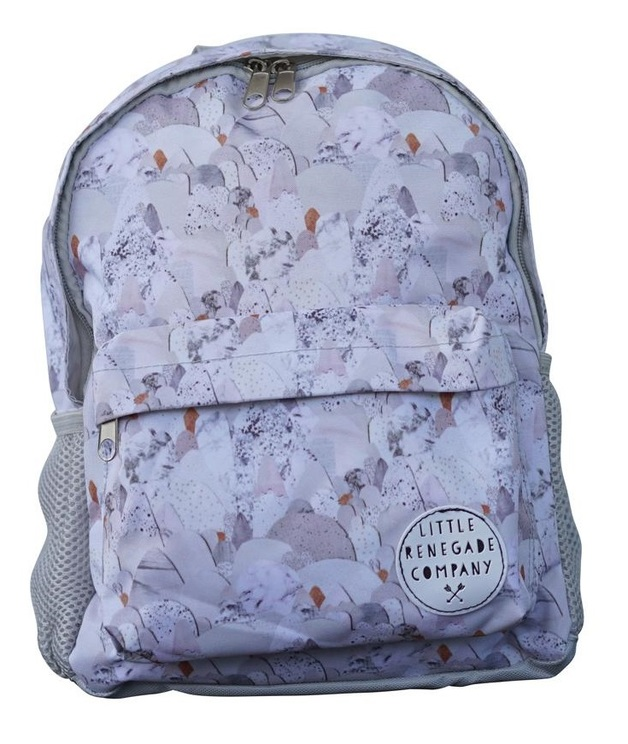 Little Renegade Company: Mini Backpack - Snowday