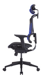 GT I-SEE Ergonomic Gaming & Office Chair - Black & Blue for