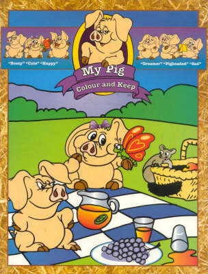 My Pig - Colour and Keep