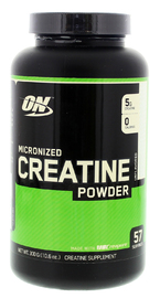 Optimum Nutrition Creatine Micronised Powder (300g) image