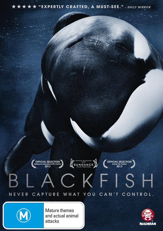 Blackfish on DVD