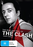 Rise and Fall of The Clash on DVD