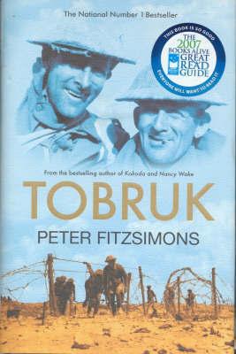 Tobruk by Peter FitzSimons image