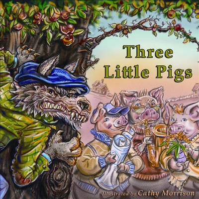 The Three Little Pigs by * Anonymous image