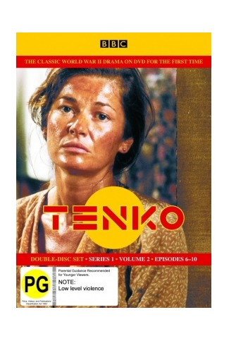Tenko - Vol. 2 - Series 1: Episodes 6-10 (2 Disc Set) on DVD