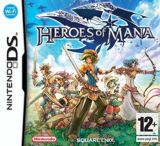 Heroes of Mana for Nintendo DS image