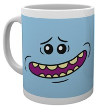 Rick & Morty: Mr Meeseeks Mug (300ml)