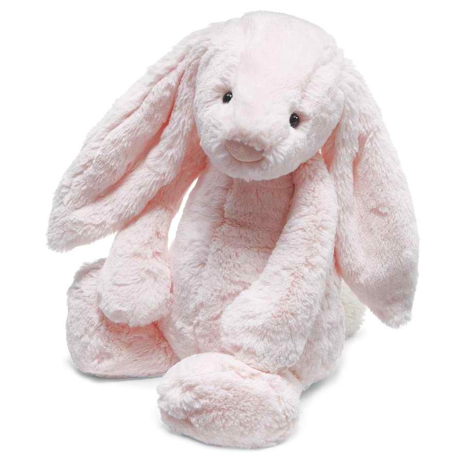 Jellycat:Bashful Light Pink Bunny (Large) image