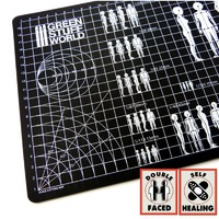Scale Cutting Mat