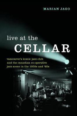 Live at The Cellar by Marian Jago image