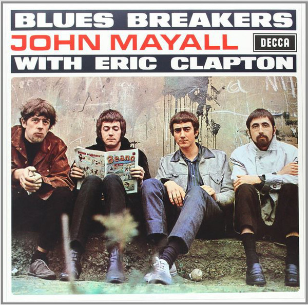 Blues Breakers Mono (coloured) Mono by Mayall
