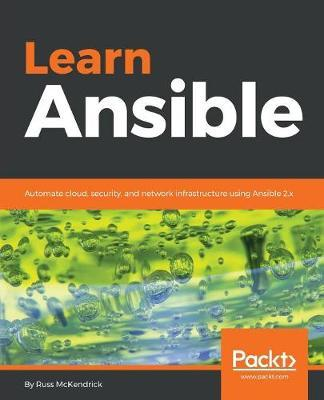 Learn Ansible by Russ McKendrick image
