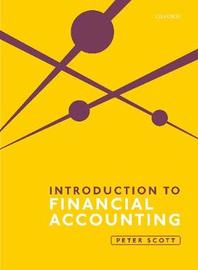 Introduction to Financial Accounting by Peter Scott