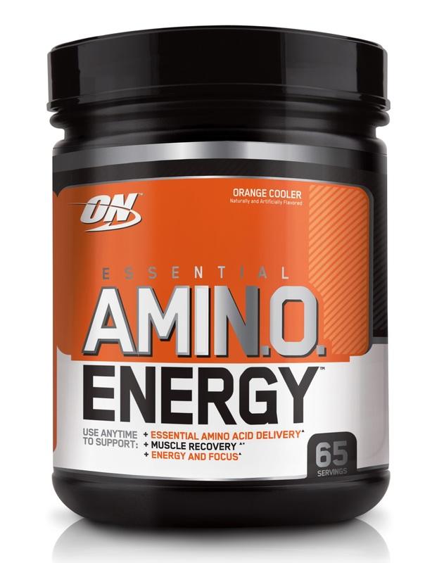 Optimum Nutrition Amino Energy Drink - Orange (65 Serves)