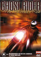 Ghost Rider - The Ultimate Ride on DVD