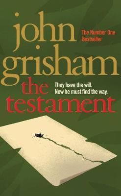 The Testament by John Grisham image