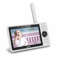 Vtech: Safe And Sound Wi-Fi 1080P Hd Pan & Tilt Video Baby Monitor