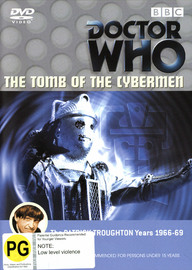 Doctor Who: The Tomb of the Cybermen on DVD image