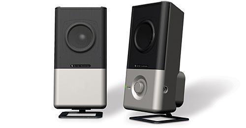 Altec Lansing 220 2pc Speaker System