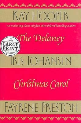 Delaney Xmas Carol by Iris Johansen image