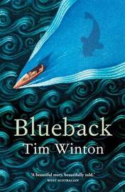 Blueback by Tim Winton image