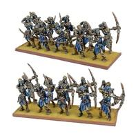 Kings of War Empire of Dust Skeleton Archer Regiment