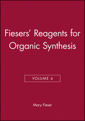 Fiesers' Reagents for Organic Synthesis, Volume 4 by Mary Fieser image