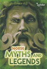 Norse Myths and Legends by Anita Ganeri