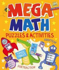 Mega Math by Penny Worms