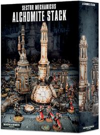 Warhammer 40,000 Sector Mechanicus: Alchomite Stack
