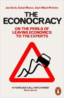 The Econocracy by Joe Earle image