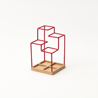 Block Design: Sketch Desk Tidy (Red)