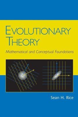 Evolutionary Theory by Sean H. Rice image
