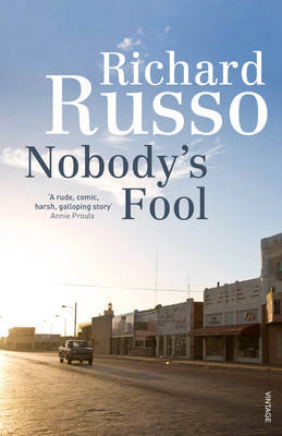 Nobody's Fool by Richard Russo image
