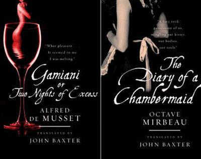 The Diary of a Chambermaid / Gamiani by Octave Mirbeau image