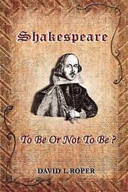 Shakespeare by David Leonard Roper