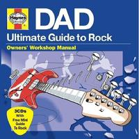 Dad: Ultimate Guide To Rock (3CD) by Various image
